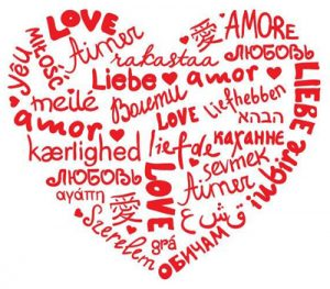 All you need is love (Februar 2016)