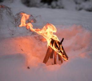 Zwischen Feuer und Eis (Februar 2019)